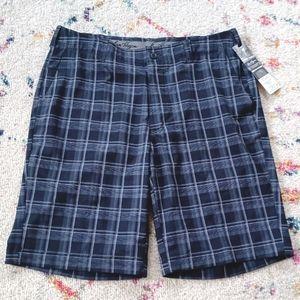 Ben Hogan plaid shorts